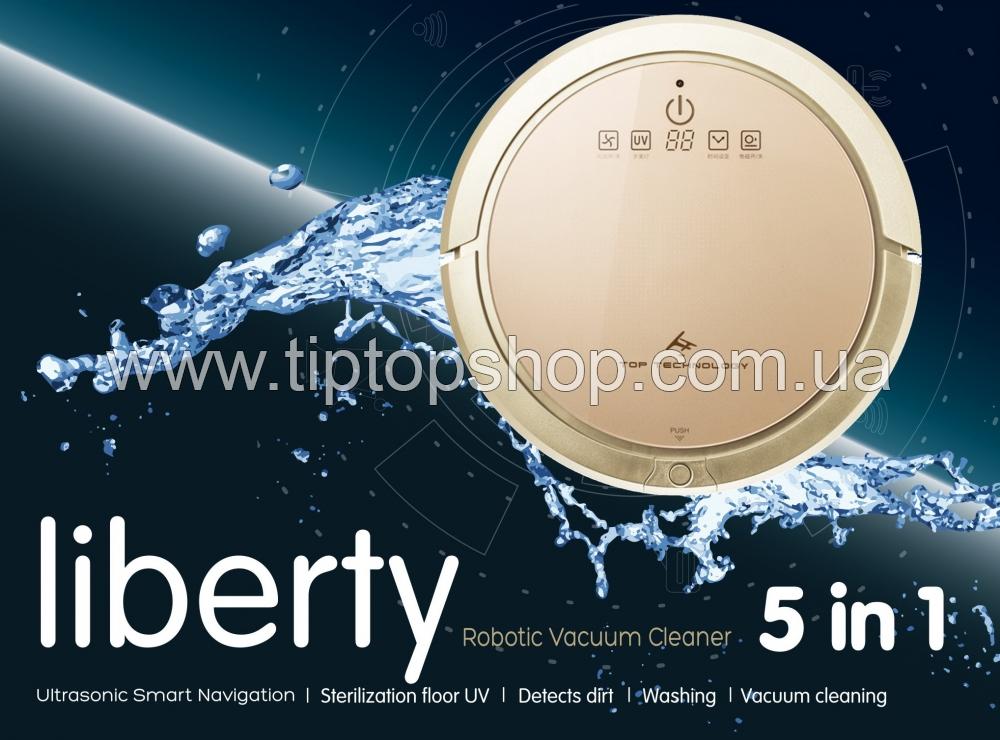 Купить  Роботи-пилососи Liberty 5 in 1 Фото№1