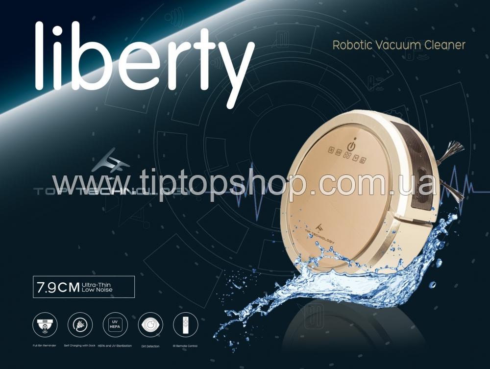Купить  Роботи-пилососи Liberty-7-1 Фото№1