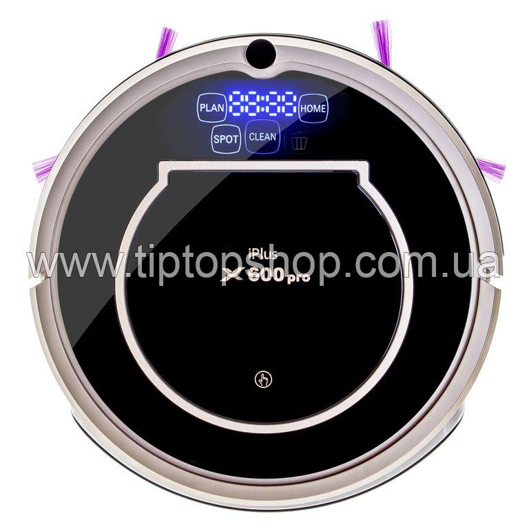 Купить  Роботи-пилососи iPlus X600Pro Фото№1