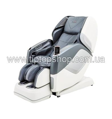 Купить  Массажные кресла Aura Grey White Фото№1