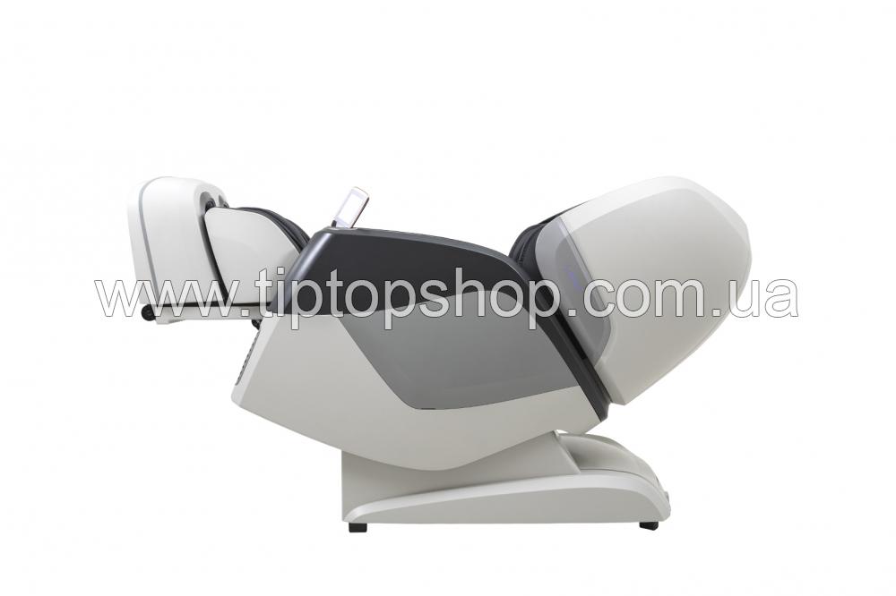 Купить  Массажные кресла Aura Grey White Фото№4