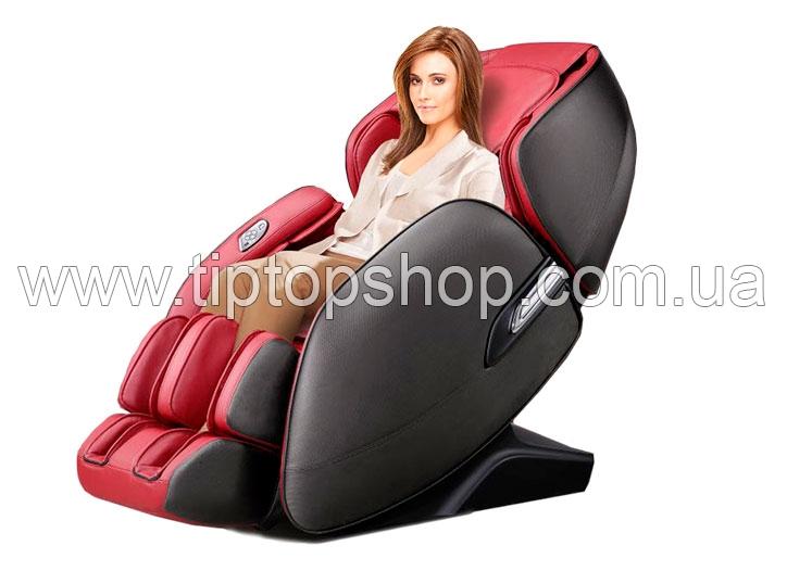 Купить  Массажные кресла AlphaSonic II (gray-red) Limited Edition2018 Фото№2