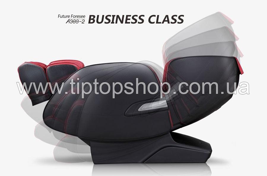 Купить  Массажные кресла AlphaSonic II (gray-red) Limited Edition2018 Фото№3