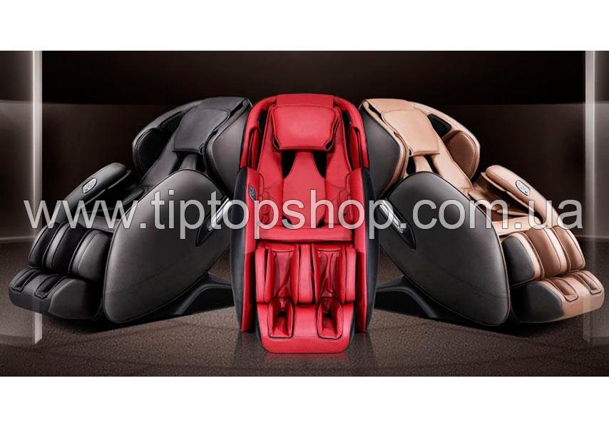 Купить  Массажные кресла AlphaSonic II (gray-red) Limited Edition2018 Фото№5