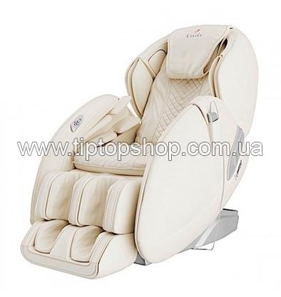 Купить  Массажные кресла AlphaSonic II (Премиально белое) Фото№1