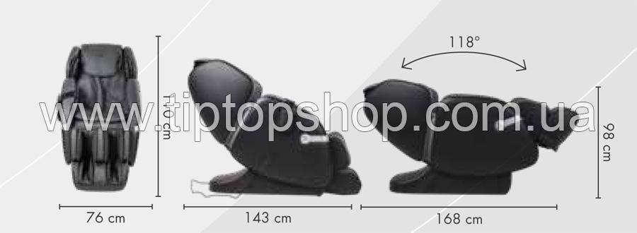 Купить  Массажные кресла Betasonic II Фото№4