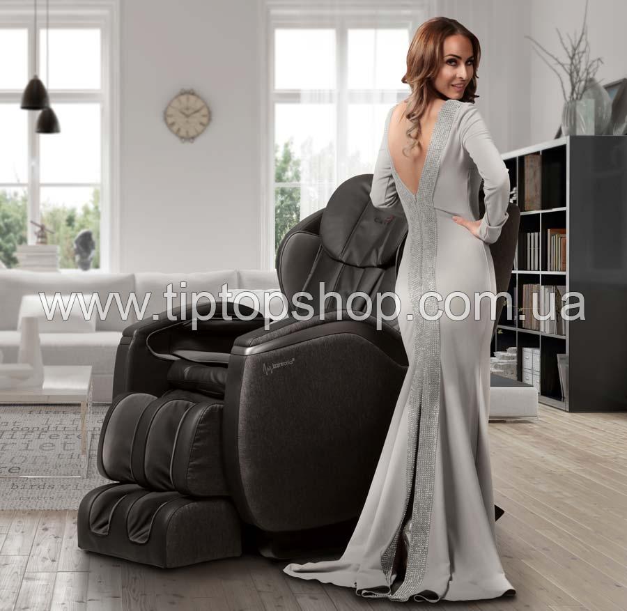 Купить  Массажные кресла Hilton III (black) Фото№2