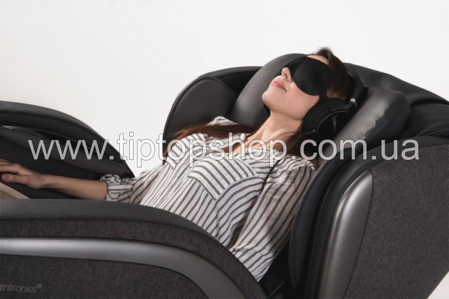Купить  Массажные кресла Hilton III (black) Фото№3